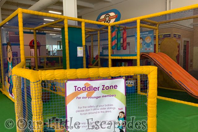 toddler zone soft play frame 360 play basildon