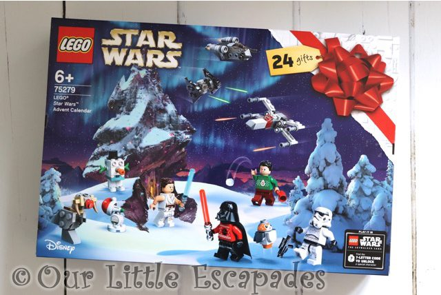 lego star wars advent calendar 2020