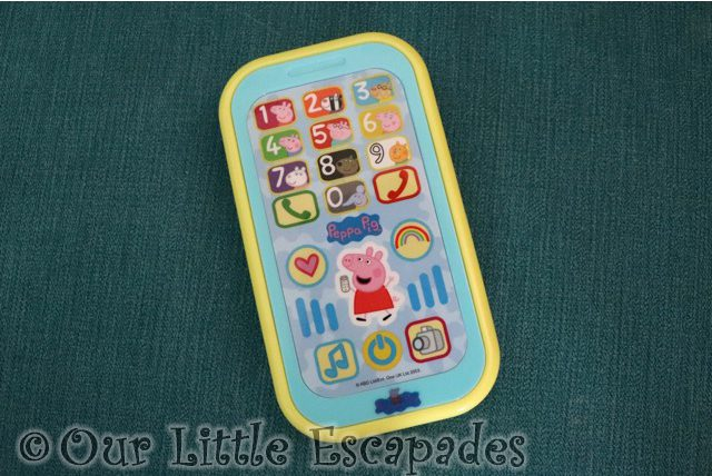 peppa pigs smart phone peppa pig electronic toys Gift Ideas for Toddlers