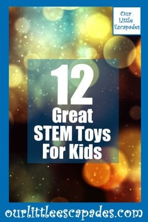 12 Great STEM Toys For Kids