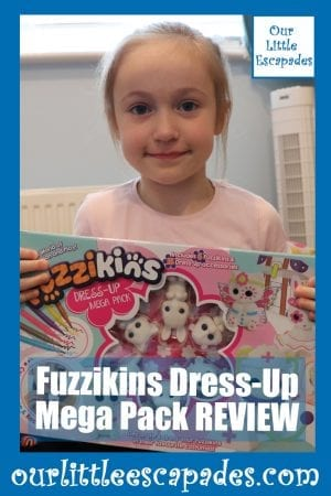 Fuzzikins Dress-Up Mega Pack REVIEW