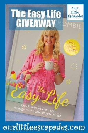 The Easy Life GIVEAWAY