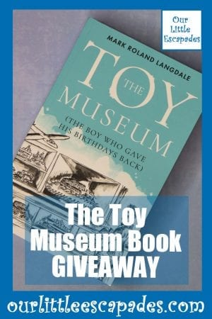 The Toy Museum Book GIVEAWAY