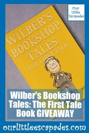 Wilbers Bookshop Tales The First Tale Book GIVEAWAY