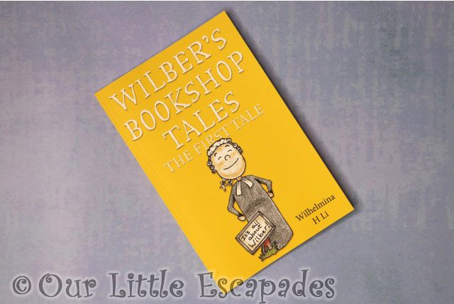 Wilbers Bookshop Tales The First Tale