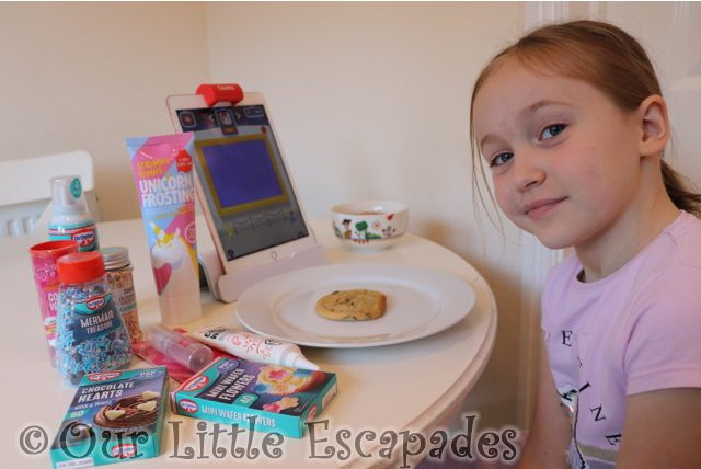 little e cake decorating items cookie decorating osmo masterpiece