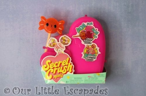 secret crush mini