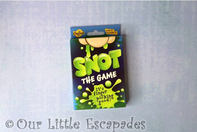 snot the game