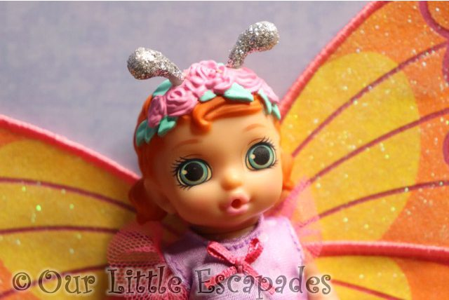 baby born surprise butterfly doll blue eyes
