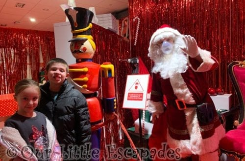 ethan little e meeting santa santas grotto fenwick
