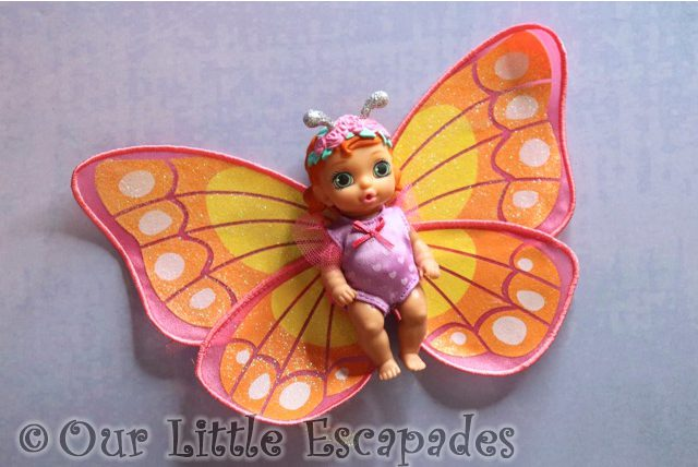 exclusive baby born surprise butterfly doll baby born surprise treehouse