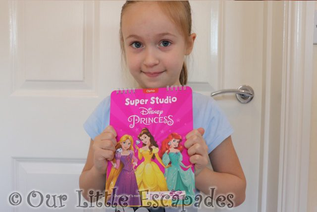 little e disney princess super sketchpad osmo super studio disney princess