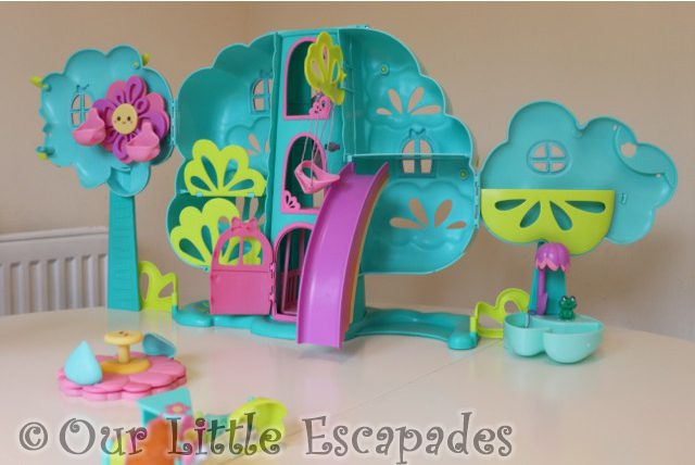 open treehouse playset baby born surprise treehouse