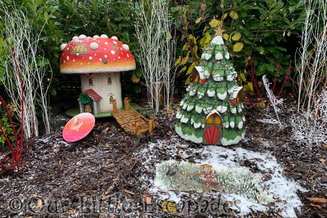 aine fairy house enchanted woodland colchester zoo