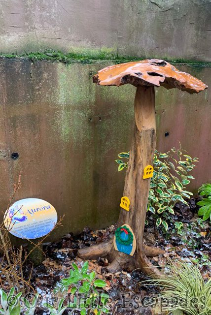 aurora fairy house enchanted woodland colchester zoo