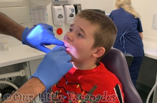 ethan dentist appointments