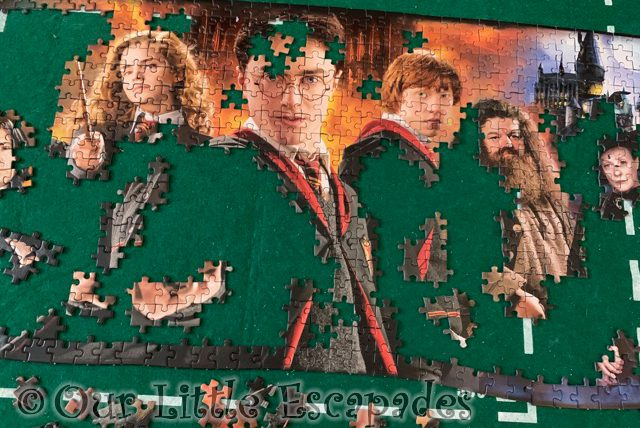 harry potter puzzle 2021 Week 1