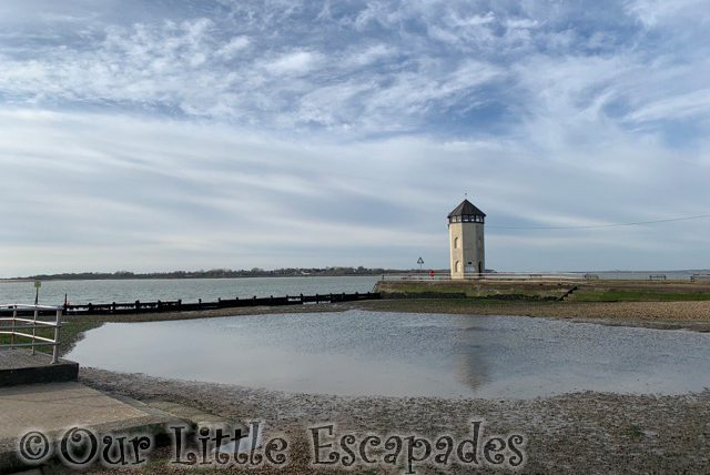 batemans tower brightlingsea beach