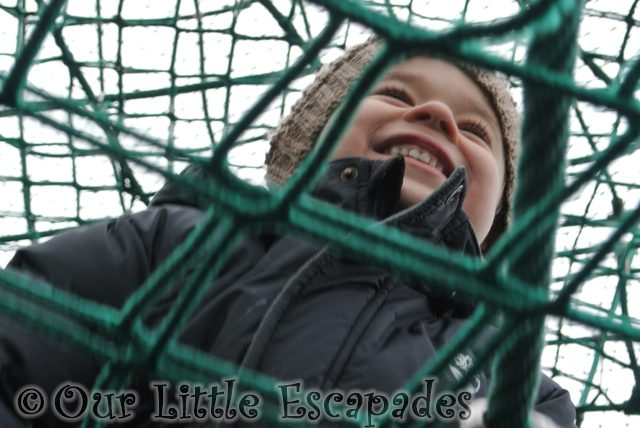 ethan climbing nets colchester zoo featured image