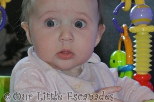 little e surprised look featured image