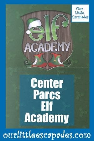 center parcs elf academy
