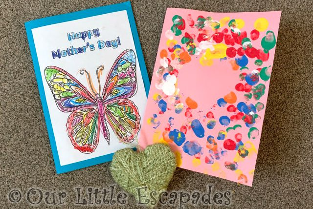 handmade mothers day cards 2021