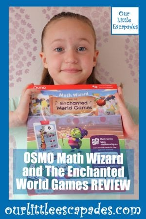 OSMO Math Wizard and The Enchanted World Games REVIEW