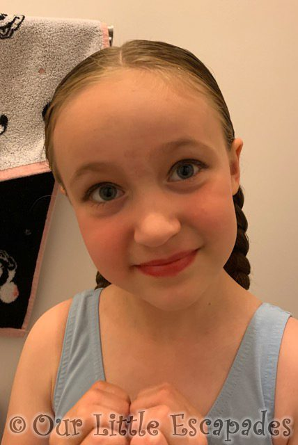 little e stage make up dance show ready