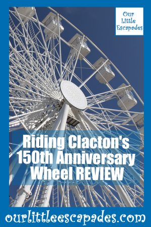 Riding Clactons 150th Anniversary Wheel review